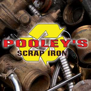 pooley's scrap iron and metal