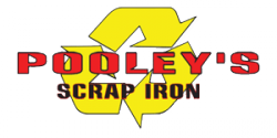 Pooley's Scrap Iron Logo